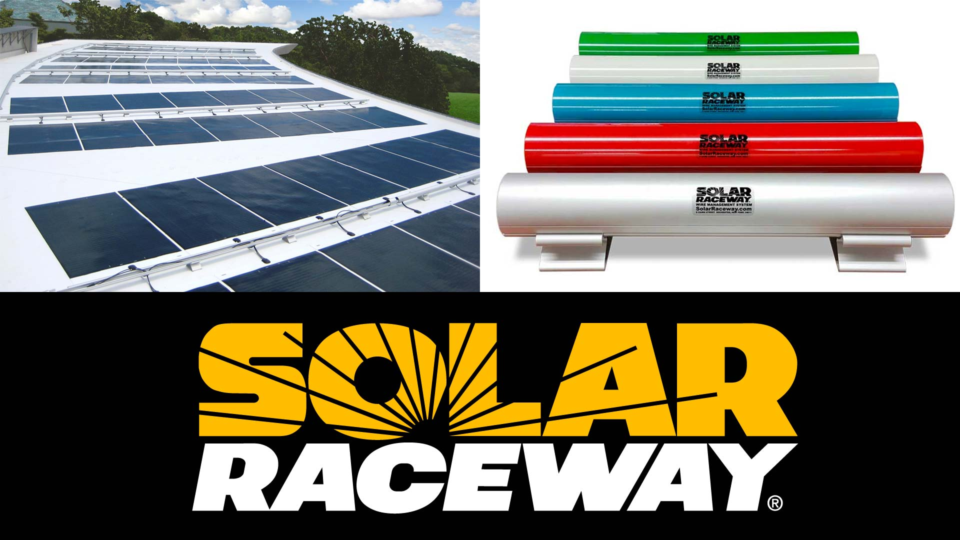 Solar Raceway Wire Management System The Best Cable Tray For Your Panel String Wiring Installation